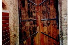 Portone Mura Montecarlo Lucca