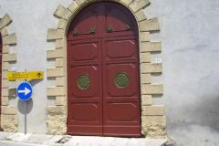Portoni Palazzo Bicocchi Pomarance