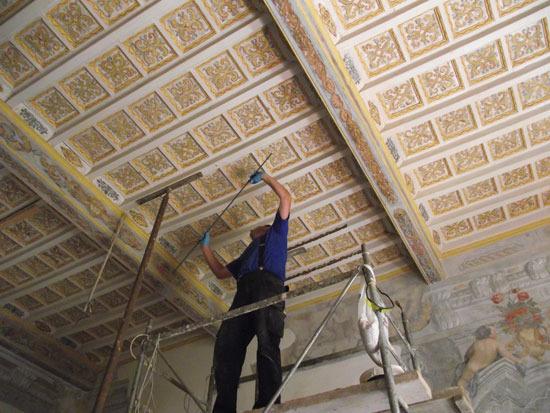 Soffitti In Legno Design : Proter imex u e dekor m soffitti con finitura in legno