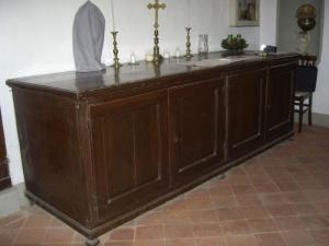 restauro altari
