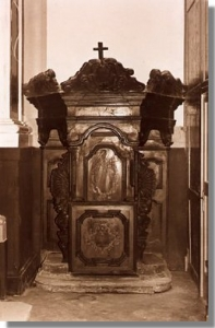 restauro confessionali