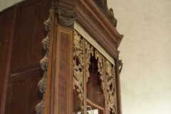 Restauro cantorie d'organo