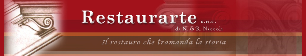 Restaurarte Niccoli